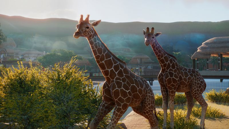 Planet Zoo, E3 2019, screenshot, 4K (horizontal)