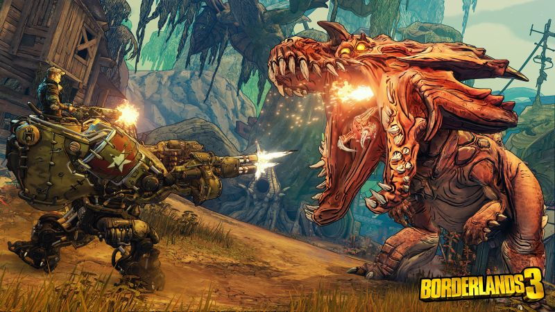 Borderlands 3, E3 2019, artwork, 4K (horizontal)