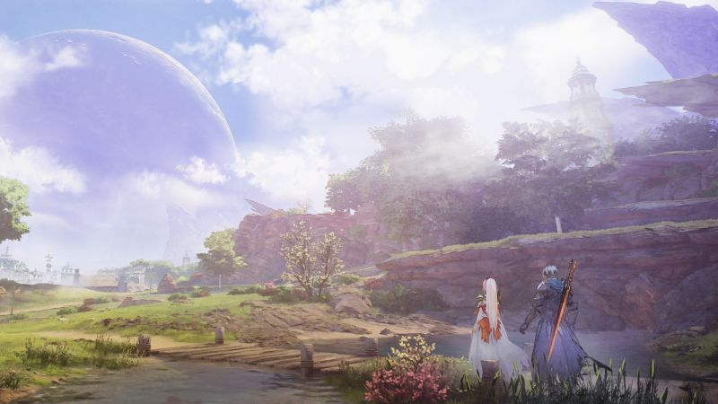 Tales of Arise, E3 2019, artwork, 5K (horizontal)