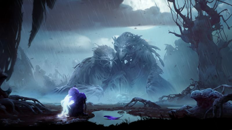 Ori and the Will of the Wisps, E3 2019, screenshot, 4K (horizontal)