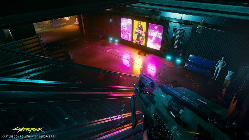 Cyberpunk 2077, E3 2019, screenshot, 4K (horizontal)