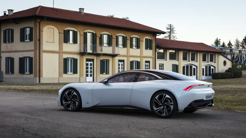 Pininfarina Karma GT, electric cars, luxury cars, 8K (horizontal)