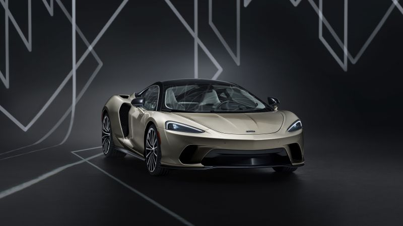McLaren GT by MSO, supercar, 2020 Cars, 4K (horizontal)