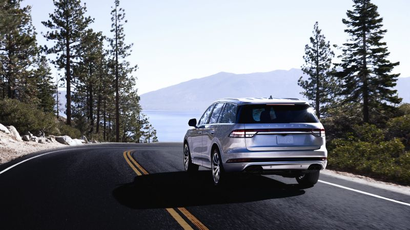Lincoln Aviator Grand Touring, SUV, 2020 cars, 4K (horizontal)