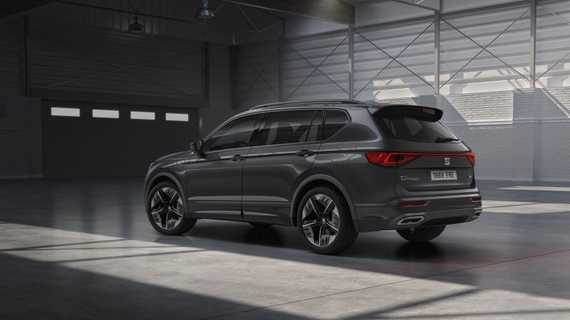 Seat Tarraco FR PHEV, electric cars, SUV, 2020 cars, 5K (horizontal)