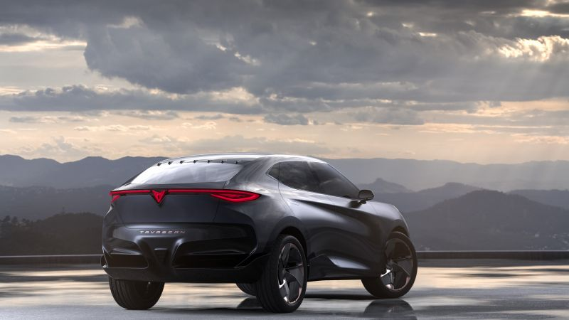 Cupra Tavascan, SUV, electric cars, 2019 cars, 5K (horizontal)