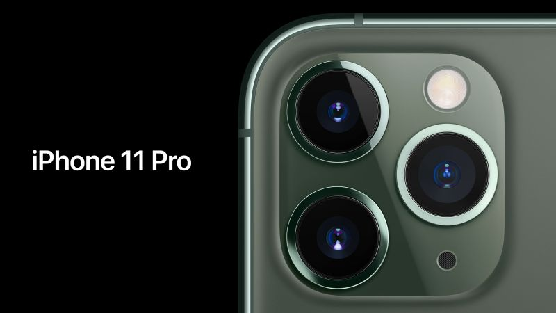 iPhone 11 Pro, Apple September 2019 Event (horizontal)