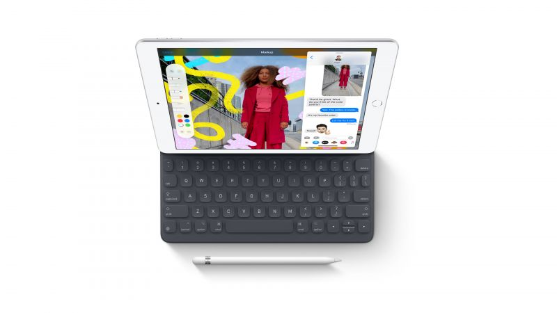 iPad 10.2‑inch, Apple September 2019 Event, 4K (horizontal)