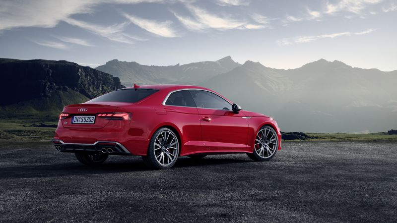 Audi S5 Coupe TDI, 2019 cars, 5K (horizontal)