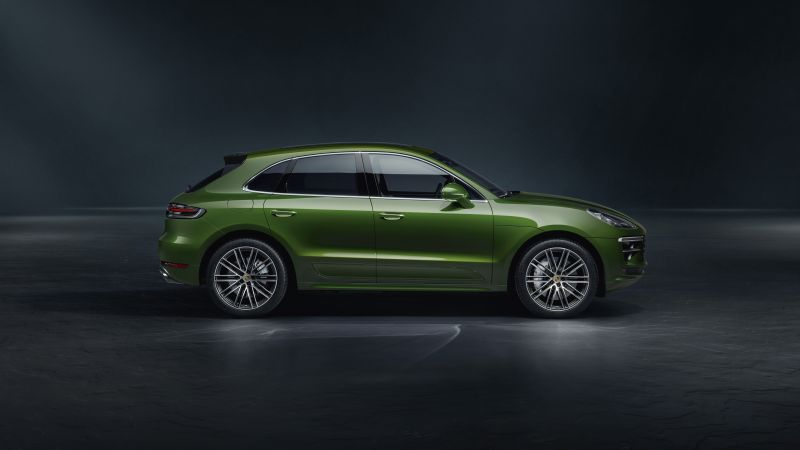 Porsche Macan Turbo, 2019 cars, SUV, crossover, 5K (horizontal)