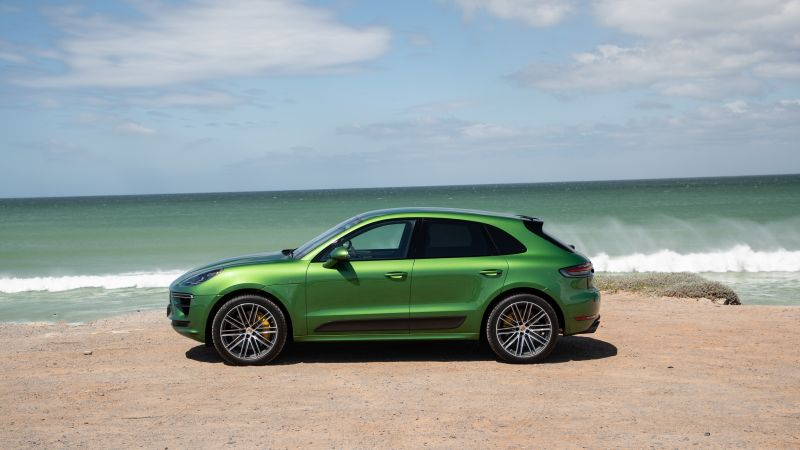 Porsche Macan Turbo, 2020 cars, SUV, crossover, 5K (horizontal)