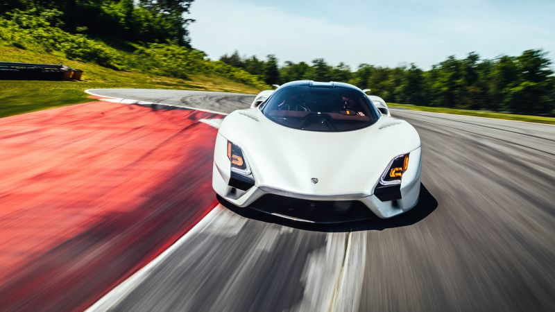 SSC Tuatara, 2019 cars, supercar, 5K (horizontal)