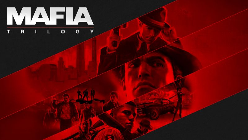Mafia: Definitive Edition, Mafia: Trilogy, artwork, 8K (horizontal)