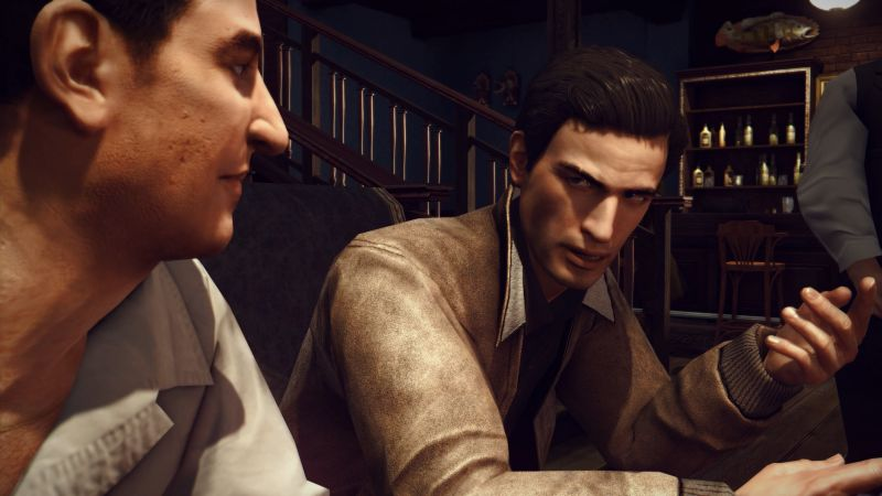 Mafia II: Definitive Edition, Mafia: Trilogy, screenshot, 4K (horizontal)