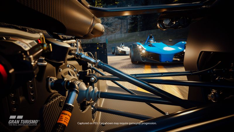 Gran Turismo 7, gameplay, PS5, PlayStation 5 (horizontal)