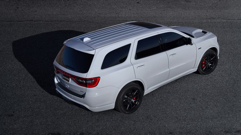 Dodge Durango SRT, SUV, 2021 cars (horizontal)