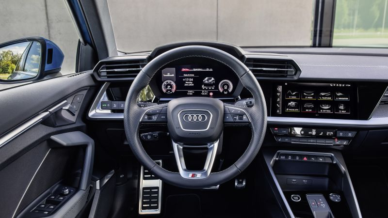 Audi A3, 2022 Cars, 5K (horizontal)