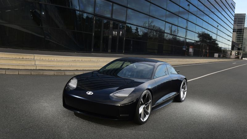 Hyundai Prophecy, electric cars, 8K (horizontal)