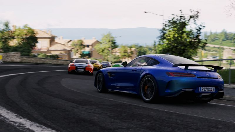 Project CARS 3, Gamescom 2020, screenshot, 4K (horizontal)