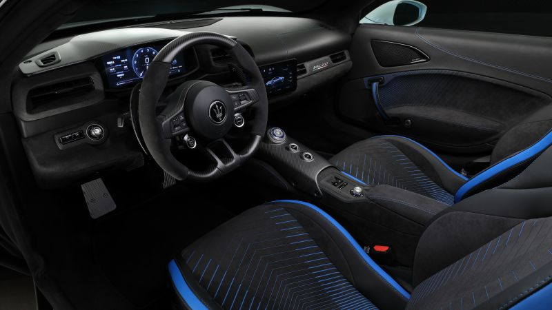 Maserati MC20, 2020 cars, luxury cars, 5K (horizontal)