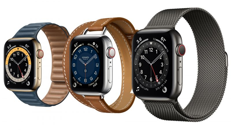 Apple Watch Series 6, Apple September 2020 Event (horizontal)