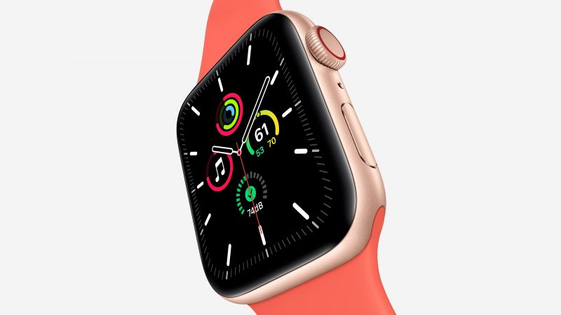 Apple Watch SE, Apple September 2020 Event (horizontal)