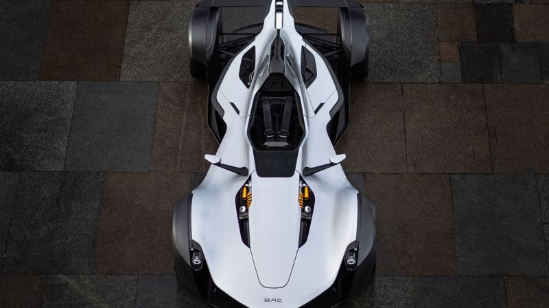 BAC Mono, supercar, 2020 cars (horizontal)
