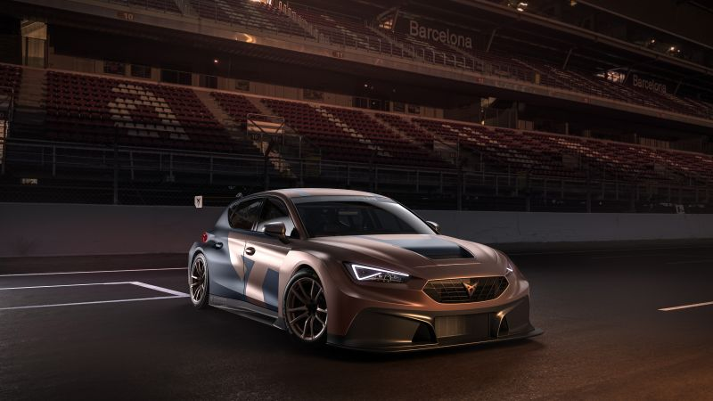 Cupra Leon Competition, 2020 cars, 5K (horizontal)