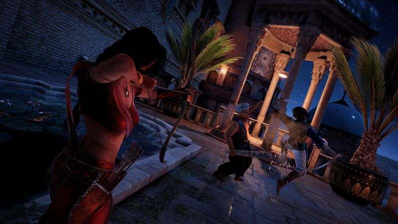 Prince of Persia: The Sands of Time Remake, screenshot, 4K (horizontal)