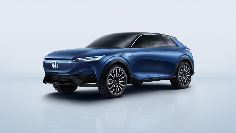 Honda SUV e:concept, electric cars, SUV, crossover, 4K (horizontal)
