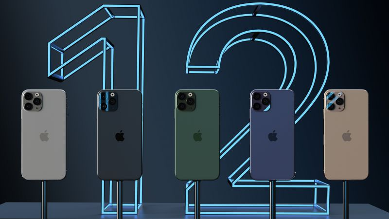 iPhone 12, Apple October 2020 Event, 4K (horizontal)