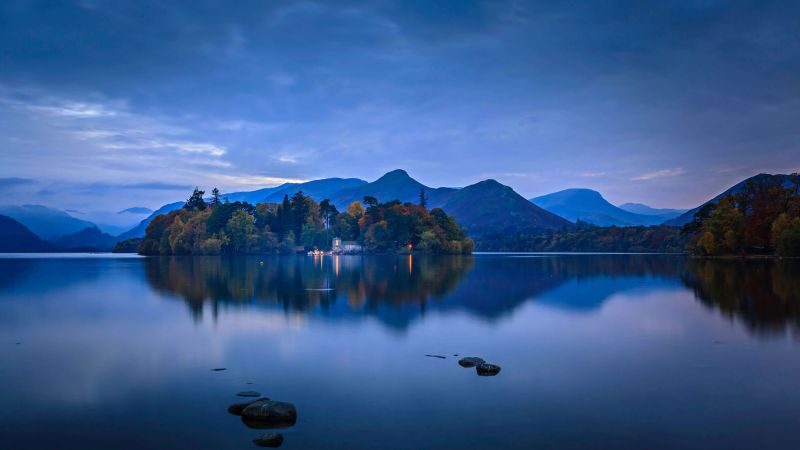Lake District National Park, Cumbria, England, Bing, Microsoft, 5K (horizontal)