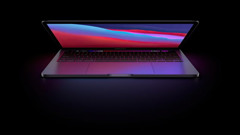 MacBook with Apple M1 chip, Apple November 2020 Event, 4K (horizontal)
