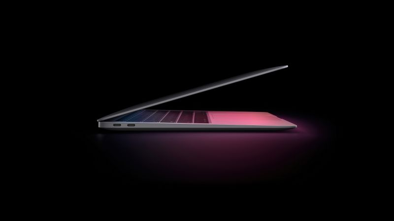 MacBook Air with Apple M1 chip, Apple November 2020 Event, 4K (horizontal)