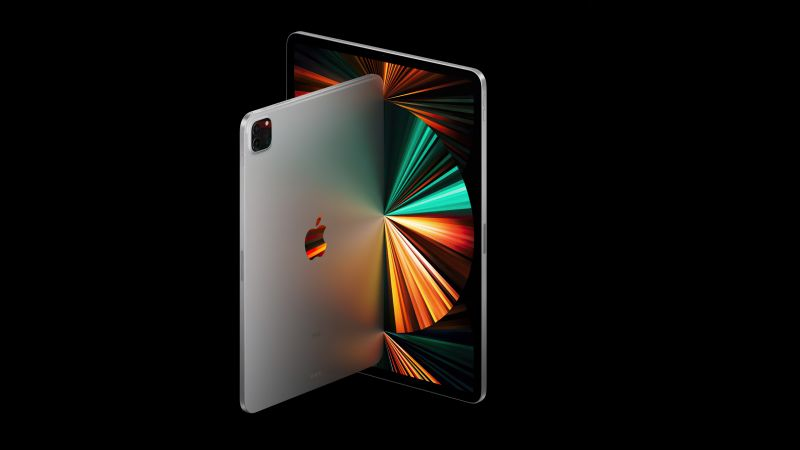 iPad Pro 2021, Apple April 2021 Event, 4K (horizontal)