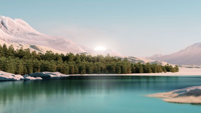 Free Windows 11 Sun Valley Wallpapers Backgrounds In 4k And 8k Resolution