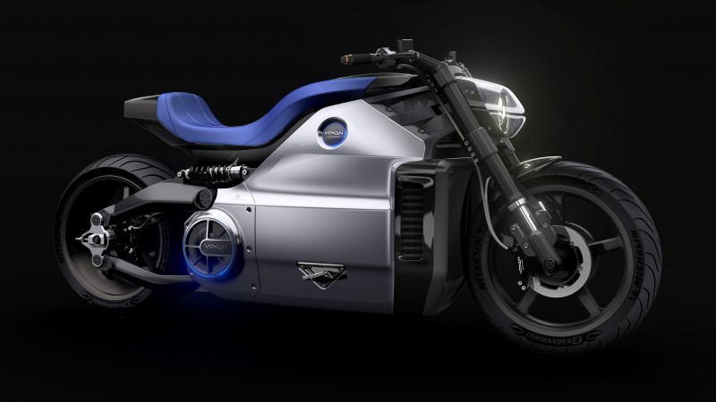 Voxan Wattman, concept, electric motorcycle, Voxan, superbike, cruiser, test drive, speed (horizontal)