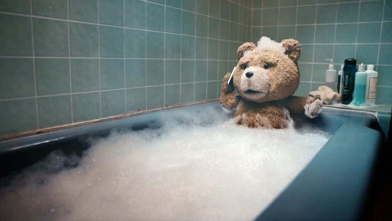 Ted 2, Best Movies of 2015, film, bear (horizontal)