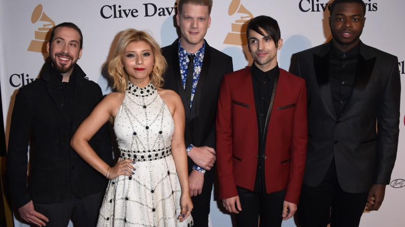 Pentatonix, Most Popular Celebs in 2015, Grammys 2015 Best Celebrity, a cappella group, Best a Cappella (horizontal)