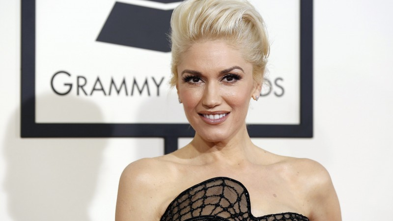 Gwen Stefani, Most Popular Celebs in 2015, Grammys 2015 Best Celebrity, singer, songwriter, fashion designer, actress (horizontal)