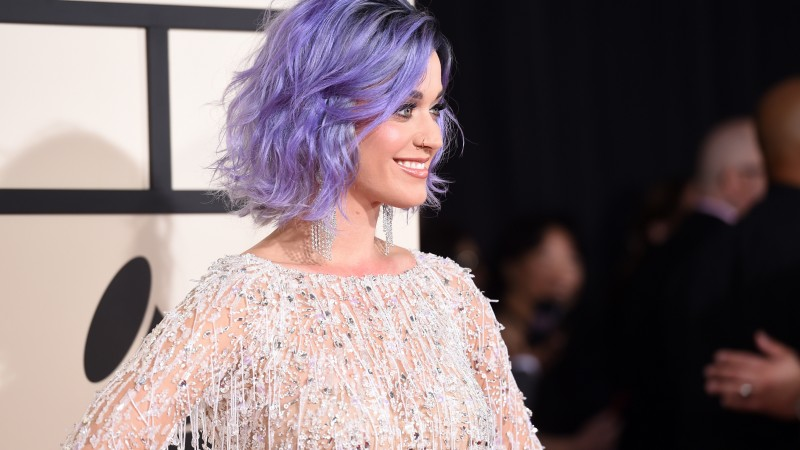 Katy Perry, Most Popular Celebs in 2015, Grammys 2015 Best Celebrity, singer, songwriter (horizontal)