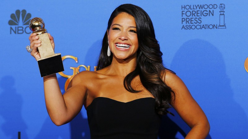 Gina Rodriguez, Most Popular Celebs in 2015, Best Actress in a TV Comedy, actress (horizontal)