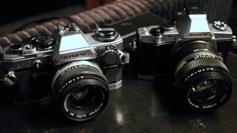 Olympus OM-D E-M5 MkII, photo camera, black, review, OMD EM5 MK 2 (horizontal)