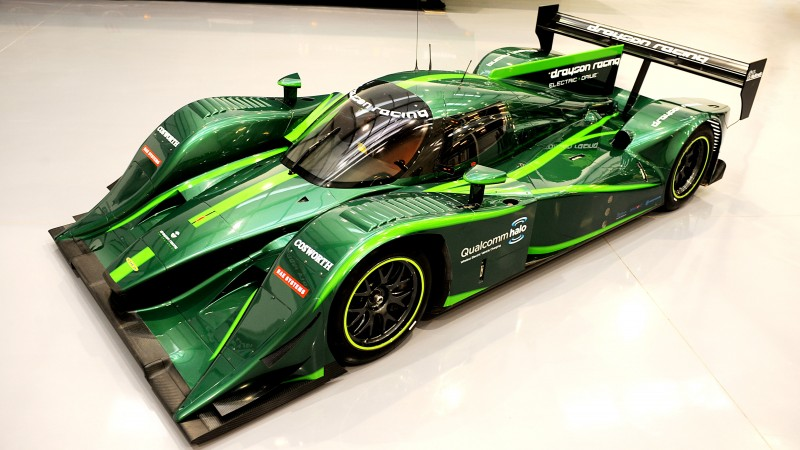 Lola-Drayson B12 69EV, 2015 Electric Cars, sports car, electric cars, green, ecosafe (horizontal)