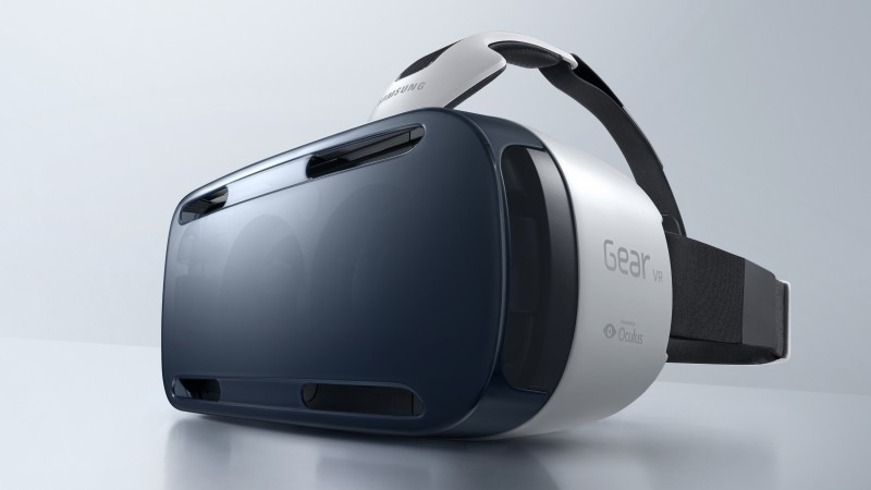 Samsung Gear VR, Hi-Tech News of 2015, review, VR headset, unboxing, virtual reality (horizontal)
