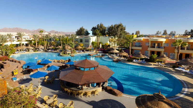 Savoy Sierra Sharm El Sheikh Hotel, Egypt, Best Hotels of 2017, tourism, travel, pool, resort, vacation (horizontal)