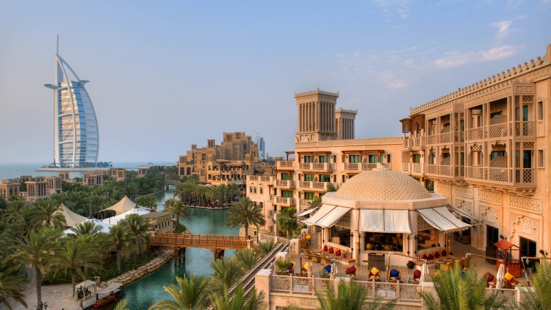 Dar Al Masyaf at Madinat Jumeirah, Dubai, Best Hotels of 2017, tourism, travel, vacation, resort (horizontal)