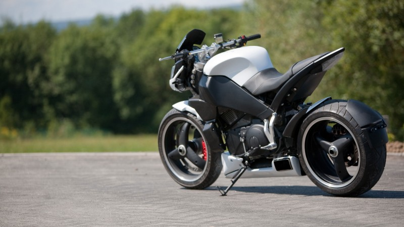 Buell XB12S, Lightning, Lazareth, superbike, motorcycle, bike, review, test drive, speed (horizontal)