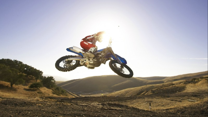 Yamaha YZ250F, motorcycle, motocross, 2015, sport bike, test drive, review, bike (horizontal)