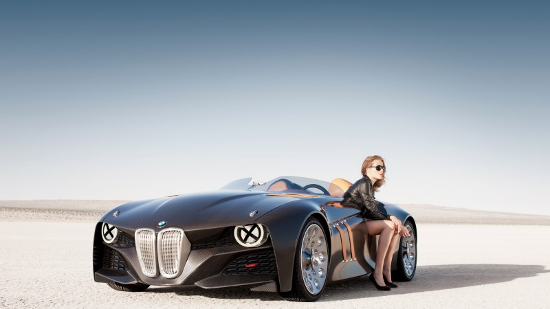 BMW 328, Hommage, concept, supercar, luxury cars, sports car, review, test drive, speed, cabriolet, front (horizontal)